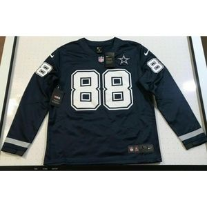buy popular 19047 c19f6 Men's Dallas Cowboys Long Sleeve Jersey Size M NWT